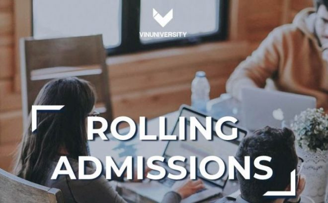 Rolling Admissions: Be the Early Bird that Gets the Worm!