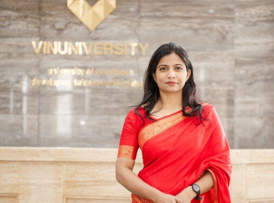 Anupama Devendrakumar, PhD