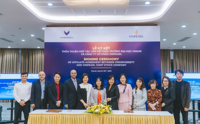 """5 in 5"" Internship Program for VinUniversity Students Since First Year"